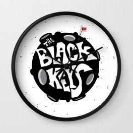 Lonely Boy Wall Clock