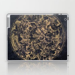 Vintage Constellations & Astrological Signs   Yellowed Ink & Cosmic Colour Laptop & iPad Skin