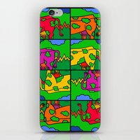 cows iPhone & iPod Skins featuring Cows by Stefan Stettner