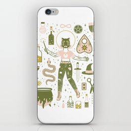 The Witch iPhone Skin