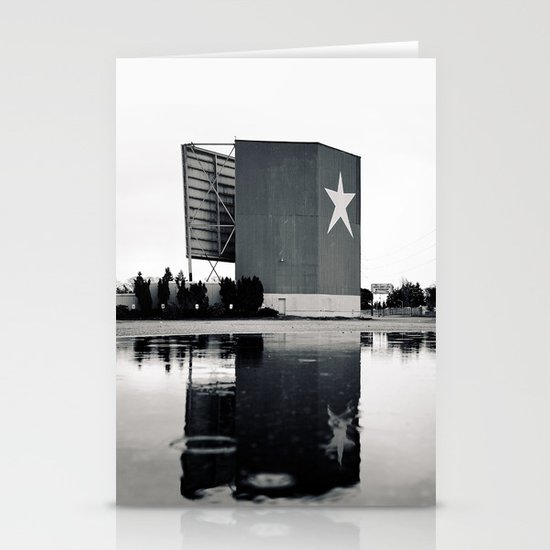 Star-Lite reflection Stationery Cards