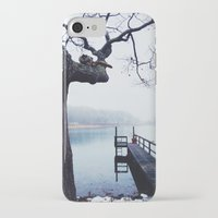 cheshire cat iPhone & iPod Cases featuring Cheshire Cat by Cape Porpoise Trading Co.