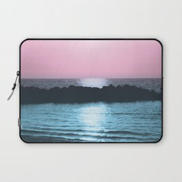 Sunset Ocean Bliss #5 #nature #art #society6 Laptop Sleeve