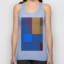 Visible Circumstance Unisex Tank Top