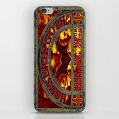 HOUSE OF GOTH - 116 iPhone & iPod Skin