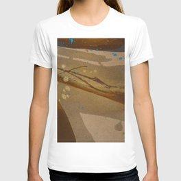 joelarmstrong_rust&gold_073 T-shirt