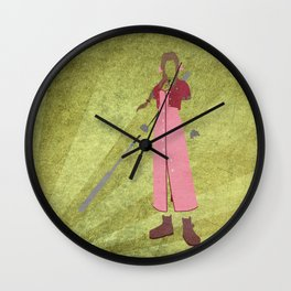 Aerith Wall Clock