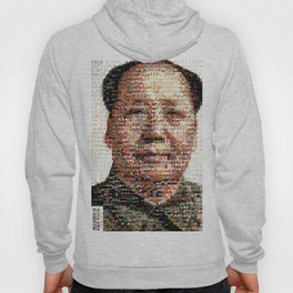BEHIND THE FACE Mao | China Capitalism Hoody