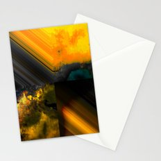 exploding clouds Stationery Cards
