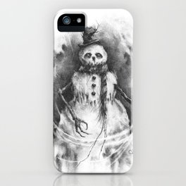 The Return of Jack Frost iPhone Case