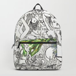 Yab Yum Mahaasukha Backpack