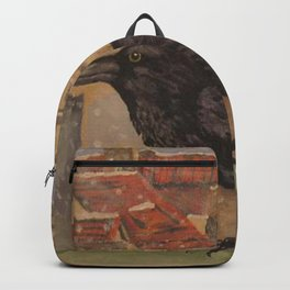 Crow and Snow Backpack