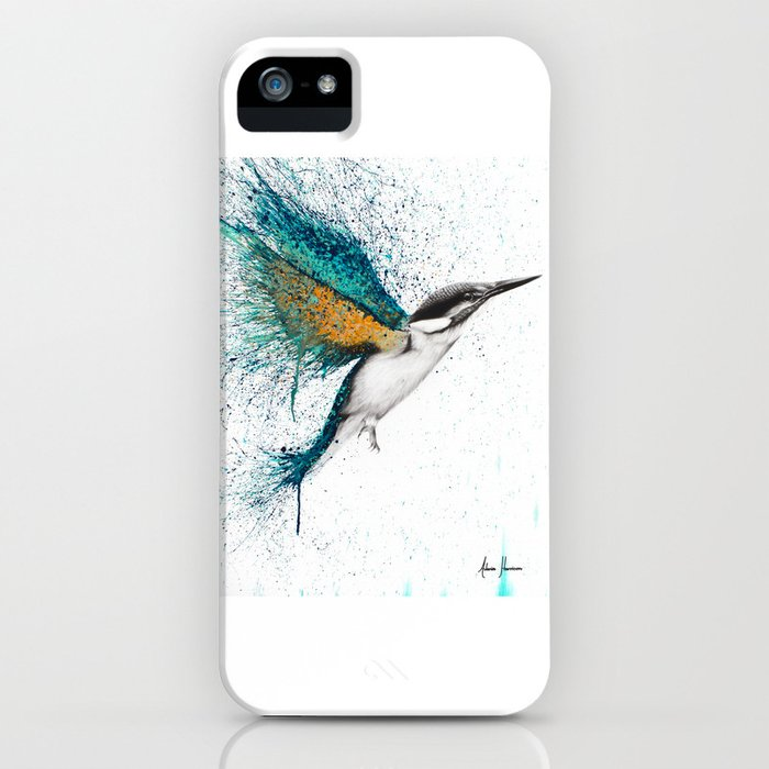 For I Must Be Traveling On iPhone Case