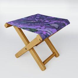 Purple River Folding Stool