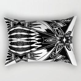 Seed Pattern Rectangular Pillow