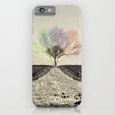 RGB Tree iPhone 6s Slim Case