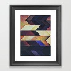 lyy & myryo Framed Art Print