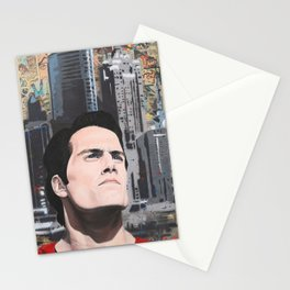 Son Of Krypton Stationery Cards
