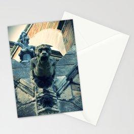 Gargoyle French Gothic Stationery Cards