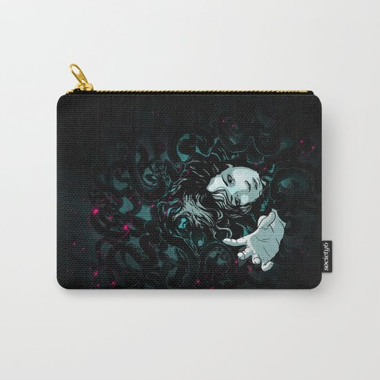 Bubbles for Miss Tentacles Carry-All Pouch