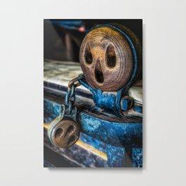 Dead Eye Metal Print