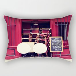 anticipation Rectangular Pillow