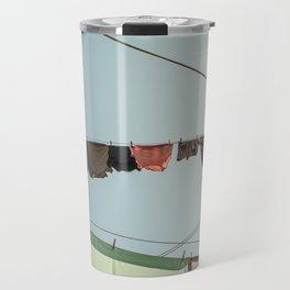 Clothes Line Travel Mug
