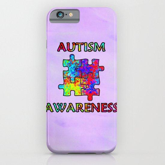 Autism Awareness iPhone & iPod Case