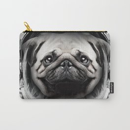 Puggly Pawstrong Astro Dog Carry-All Pouch