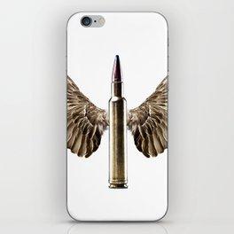 Caliber 30 Bird iPhone Skin