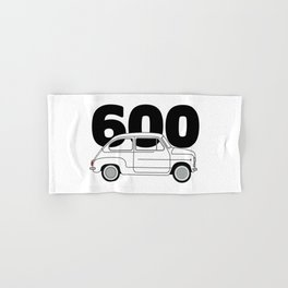 600 white Hand & Bath Towel