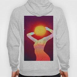 Sun Head Hoodie