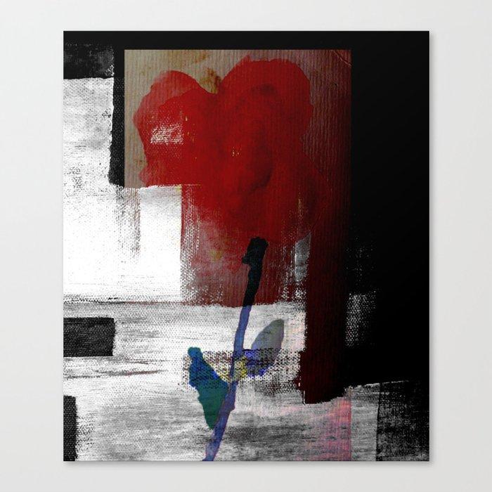 wallflowers II Canvas Print