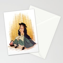 Wouldn't it be loverly? Stationery Cards