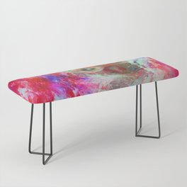 Abstract Owl   #society6 #decor #buyart Bench