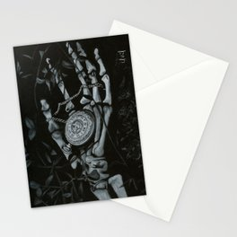Out of Time Stationery Cards