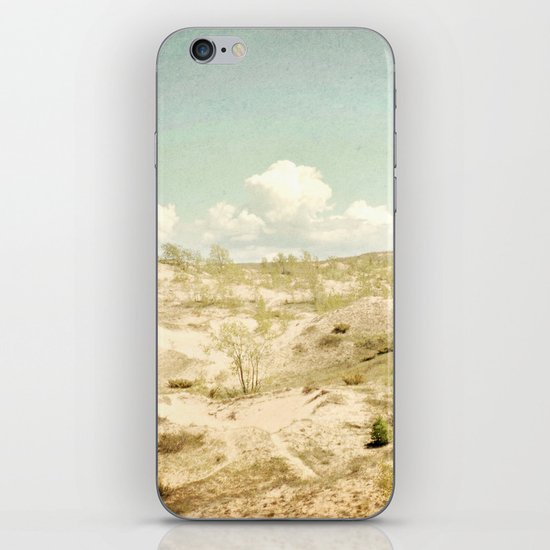 The Beginning Sleeping Bear Sand Dunes iPhone & iPod Skin
