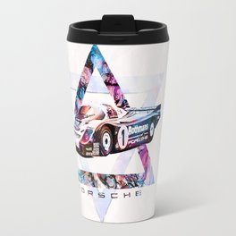 Porsche 956 C Coupé // Le Mans Race Cars Travel Mug