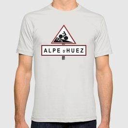 Alpe d'Huez Road Sign T-shirt