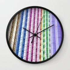 Urban  Wall Clock