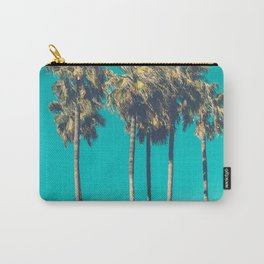 A Few Turquoise Palms Carry-All Pouch
