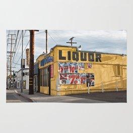 Liquor Store Culver City Rug