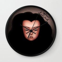 THE MASTER OF BATS Wall Clock