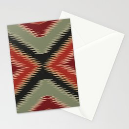 American Native Pattern No. 88 Stationery Cards