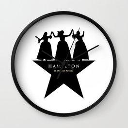Hamilton Musical Wall Clock