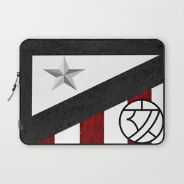 time football Laptop Sleeve