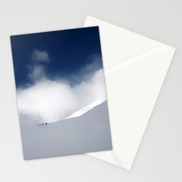 White Mountain Winter Stationery Cards