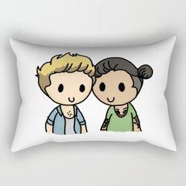 Beep Beep Boop Rectangular Pillow