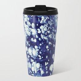 Frostbitten Denim Travel Mug