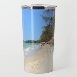 Otres Beach Sihanoukville Cambodia Travel Mug